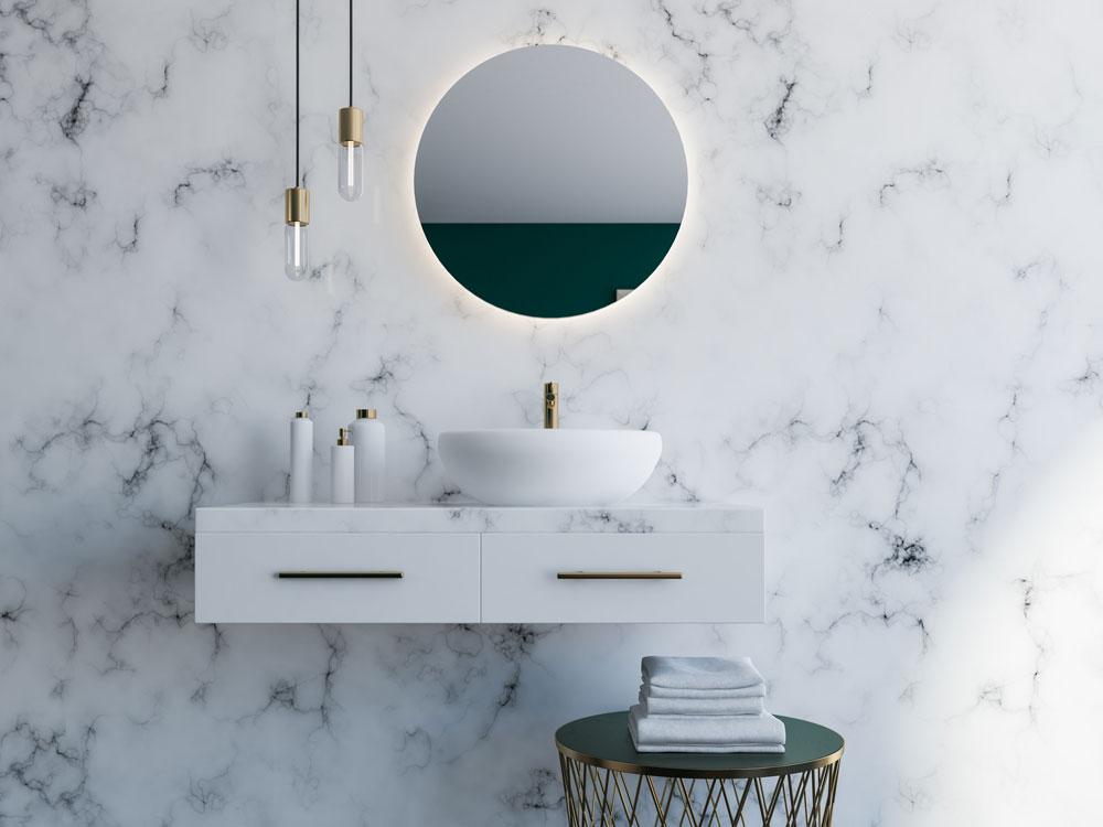 Porcelain Slabs: The Latest Trend in Bathrooms